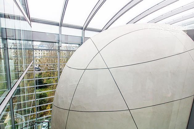 The Cocoon - Natural History Museum - London