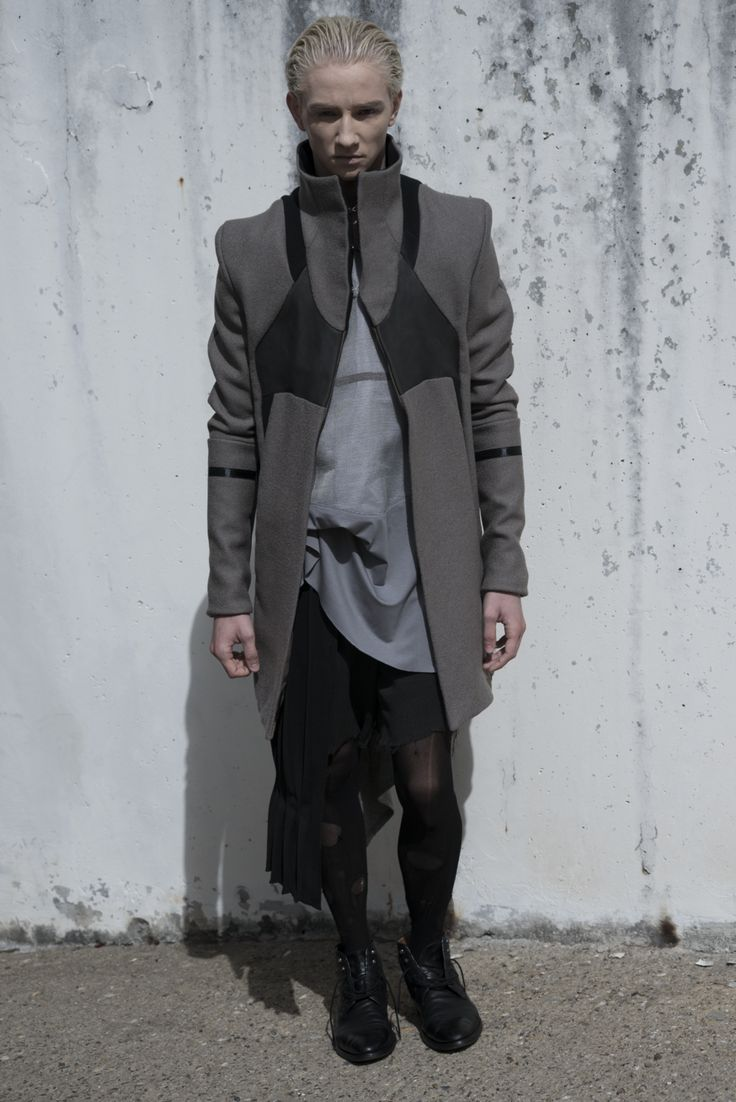 Michael Maibach ----  Distorted Society AW 16|17