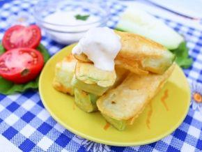 Закуски из кабачков — 21 рецепт с фото. Как приготовить закуску из кабачков на праздничный стол?