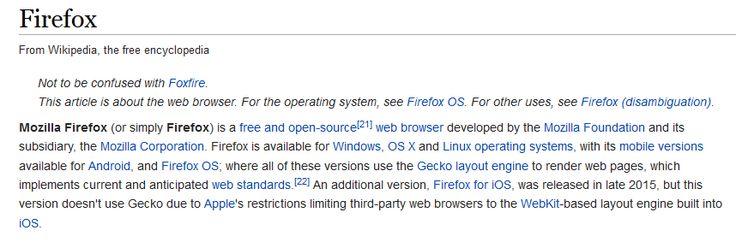 Firefox - Wikipedia, the free encyclopedia
