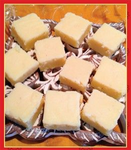 Milk Barfi Recepie from the Diwali Basket learning resource for early years