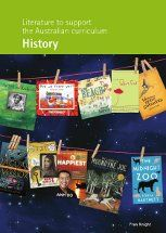 An annotated compendium of books selected by Fran Knight to support the Australian history curriculum