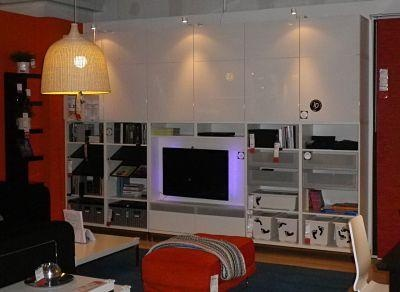 Salones Besta de Ikea Madrid del Este I
