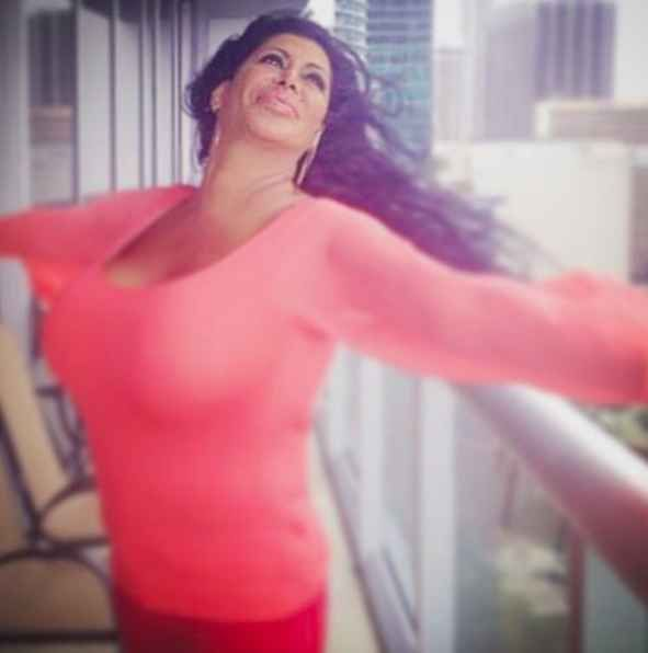 Most of us know her as Big Ang, a larger than life personality from shows like Mob Wives and Couples Therapy.