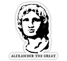 $2.73-$16.37 Sticker Alexander the Great #Quote #Alexander the #Great, Alexander III of Macedon, #King of Macedonia, Pharaoh of Egypt, King of Persia, King of Asia, Ancient #Greek, Basileus of #Macedon, Hegemon of the Hellenic League, Shahanshah of Persia, #Pharaoh of Egypt, #Lord of Asia