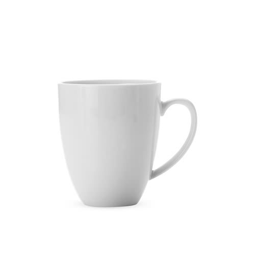 Maxwell & Williams White Basics Coupe Mug 340ml