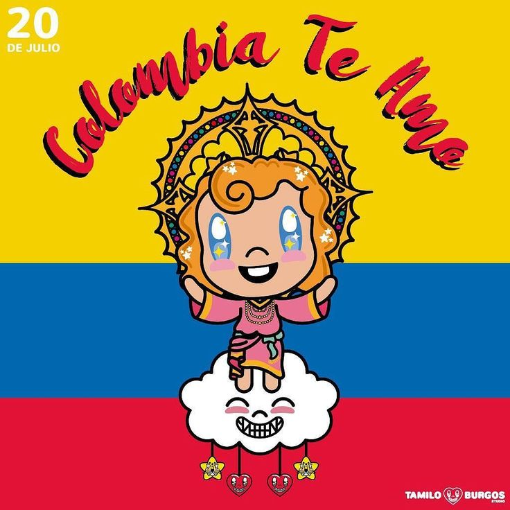 Colombia Te Amo!!! Bendiciones del Divino Niño   #20dejulio #tamiloburgosstudio #colombiacelebra #soydecolombia #QueColombiaSeSienta #diadelaindependencia