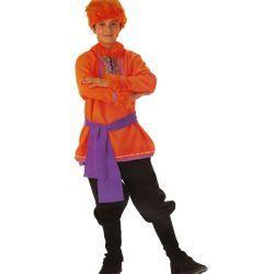 Disfraz de Ruso (de 9 a 11 años)