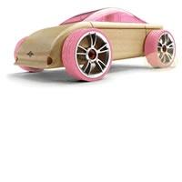 Pink automoblox car!