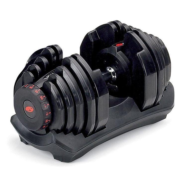 Bowflex SelectTech 1090 Adjustable Dumbbells- 10-90 lbs. - NTS051
