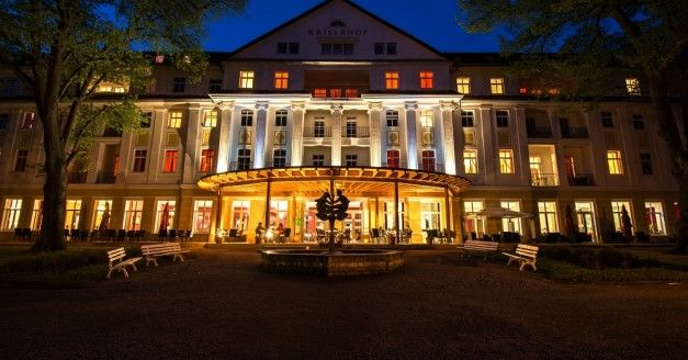 103€ | -57% | 3 Tage #Thüringen - Romantikzauber inkl. Menü & #Massage in kaiserlichem #Ambiente