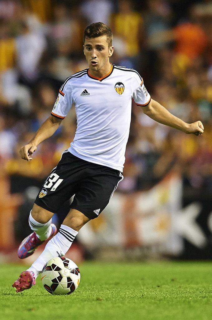 Jose Gaya Photos Photos Valencia Cf V Malaga Cf La Liga Valencia La Liga Jose