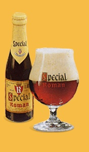 Special Roman, brewery Roman 5.5% 6/10 a nice thick dark beer.