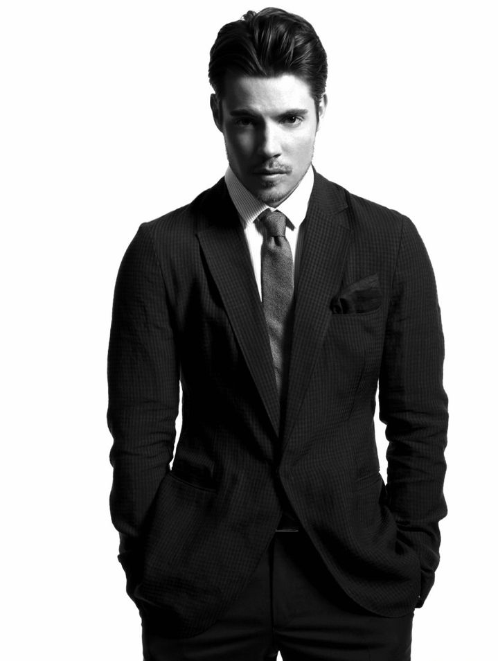 Josh Henderson - I'm kind of in love with him. I wish he knew and I wish he felt the same cause he's HOT. :)