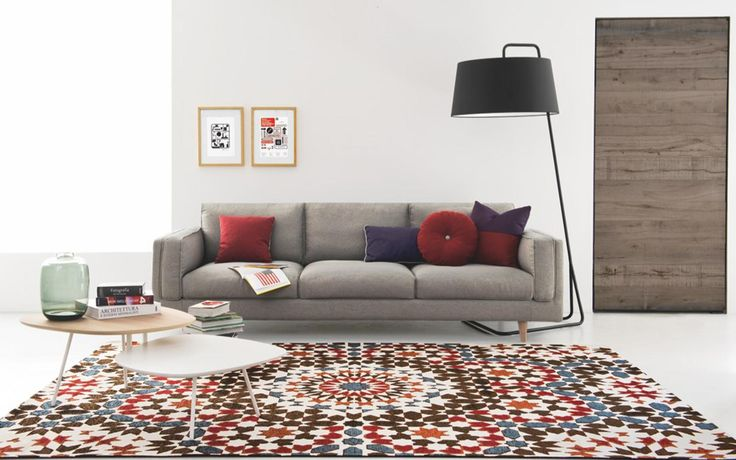 This Elegant And Comfortable Calligaris Metro Sofa Can Be Combined In