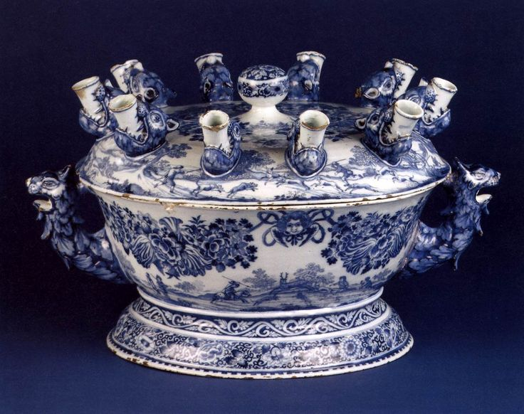Delft unknown potter 1650