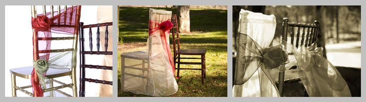 18 Best Chiavari Chairs Creative Ways To Tie A Sash