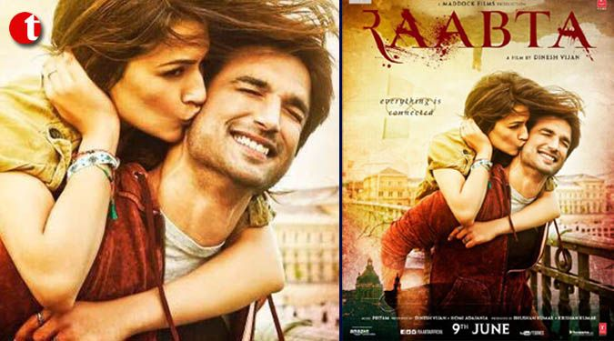 Raabta Full Movie Watch Online Free Raabta is a Bollywood romantic thriller, directed and produced by Dinesh Vijan. Dinesh, who has produced super hit films