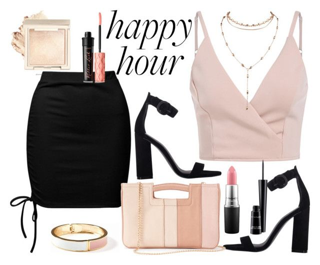 """""""Happy Hour"""" by aconrad36 on Polyvore featuring Sans Souci, Kendall + Kylie, LC Lauren Conrad, Old Navy and MAC Cosmetics"""