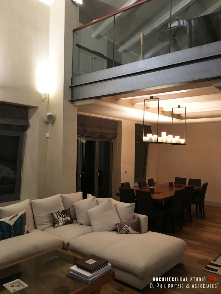 Details of a residential mansion _ interior design | stone | mansion | Pelion | attic | loft | renovation _ visit us at: www.philippitzis.gr