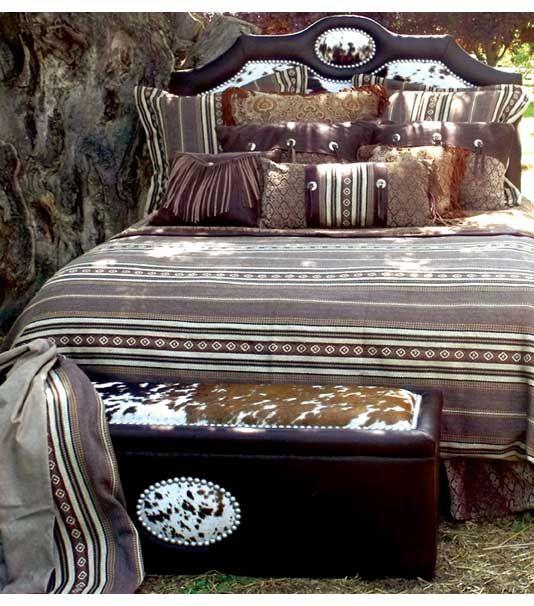 Las Cruces Western Decor Bedding   Western Decor   Cabin Decor