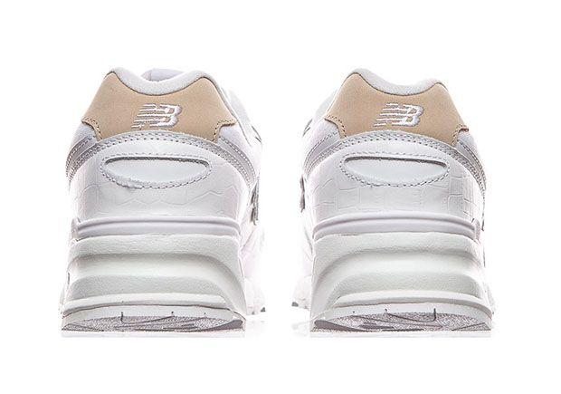 New Balance ML 999 FB White Tan | SneakerFiles