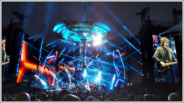 ELO live in Hull, 1st July 2017
