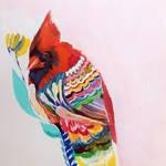 Native Cardinal Prints & Posters starla hoffman