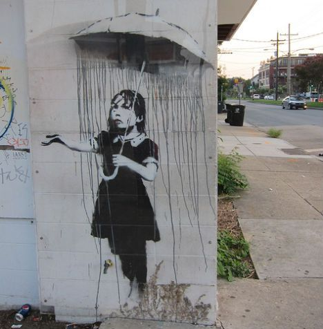 Street Art War: Banksy vs. The Gray Ghost in New Orleans