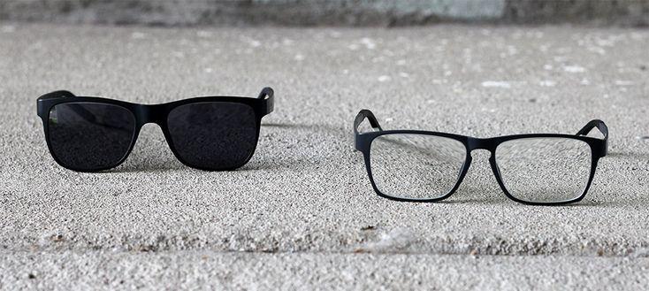 Fashion Eyewear - Ultem Prescription Sunglasses & Specs