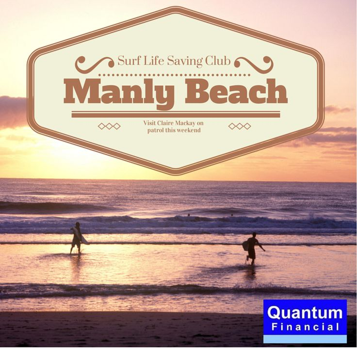 If you're anywhere near Manly Beach this Sunday morning (8:45 to 1pm), please come down and say hello to Claire Mackay as she volunteers on patrol for the first time this season.
