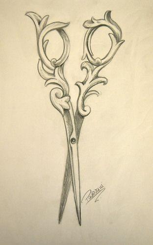 scissor tattoos - google