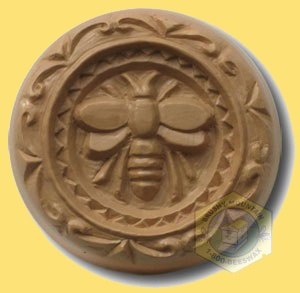 A number of cute molds in this catalog including a standard 1lb beeswax mold