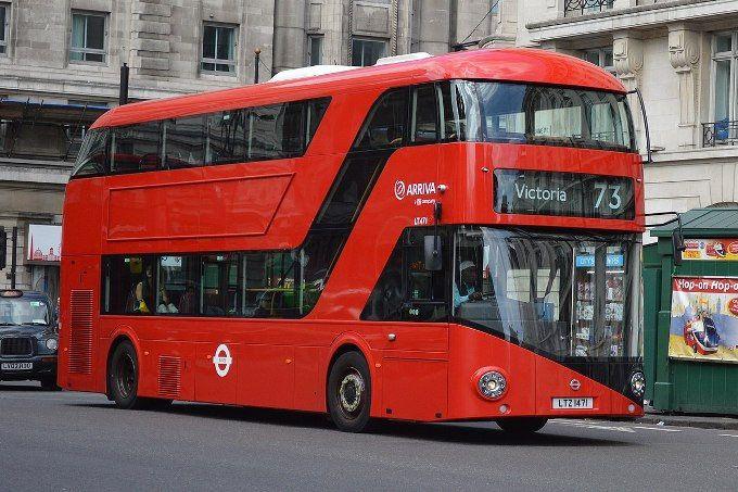 https://flic.kr/p/GnpYds | Arriva Londra New Routemaster