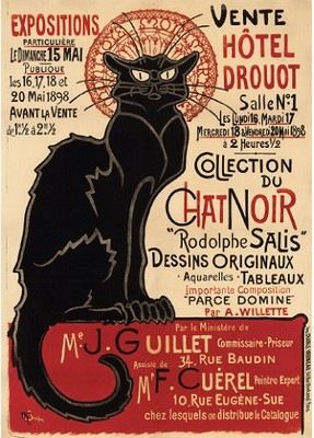 """Toulouse-Lautrec- I would like a whole room dedicated just to Toulouse, and then I would go around singing the """"Aristocats"""" song"""