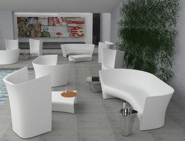 Grand Plié Sofa by Driade - Sofas - Outdoor