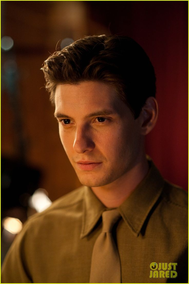 "Ben Barnes- Ben in ""The Words"", Great film and he did an excellent job!"