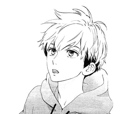 Image result for manga characters boy\