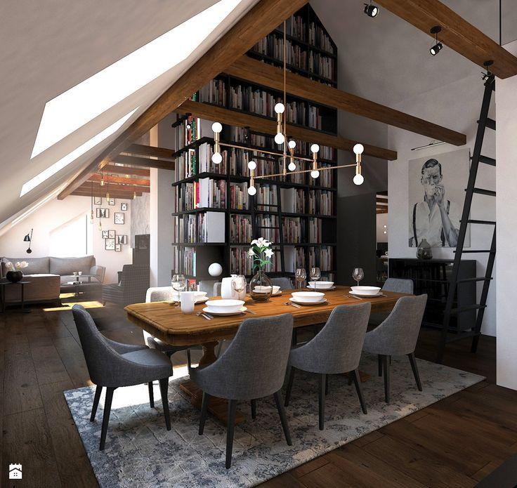 Jadalnia styl Eklektyczny - zdjęcie od ZEN Interiors - Jadalnia - Styl Eklektyczny - ZEN Interiors