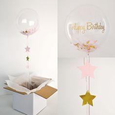 globos de latex transparentes decoracion plata - Buscar con Google