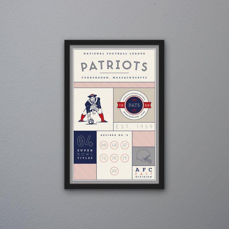 New England Patriots Stats Print by PortlySportsman on Etsy https://www.etsy.com/listing/167654440/new-england-patriots-stats-print