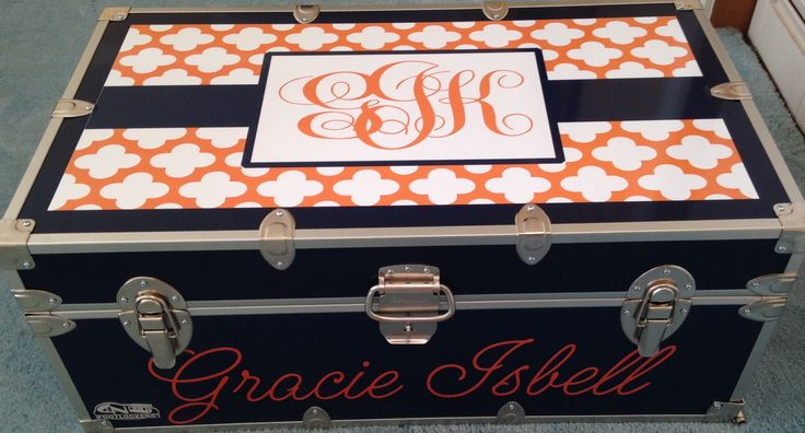 Ready to pack for Camp Longhorn! CAMP COUTURE Trunks $325.00