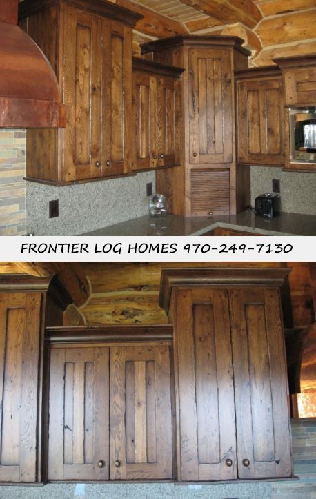 1000 Ideas About Log Home Kitchens On Pinterest Log