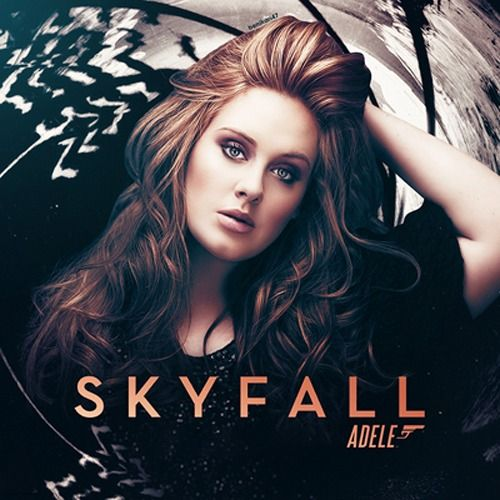 "British vocal phenom Adele will sing ""Skyfall"" the theme from the last James Bond movie by the same theme. Description from newsslice.blogspot.com. I searched for this on bing.com/images"