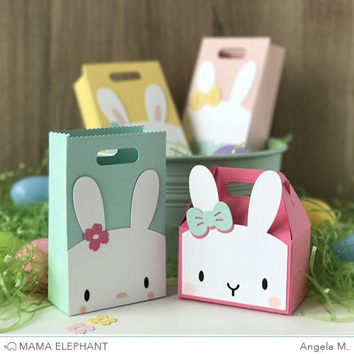 mama elephant | design blog: INTRIDUCING: Lil' Painters + FBA Bunny CC