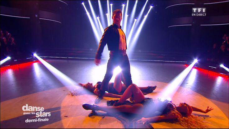 Un Paso Doble en trio pour Brian Joubert, Katrina et Silvia sur « Party Rock Anthem » (LMFAO)