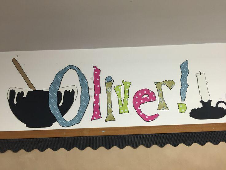 Oliver title...! #olivertwist