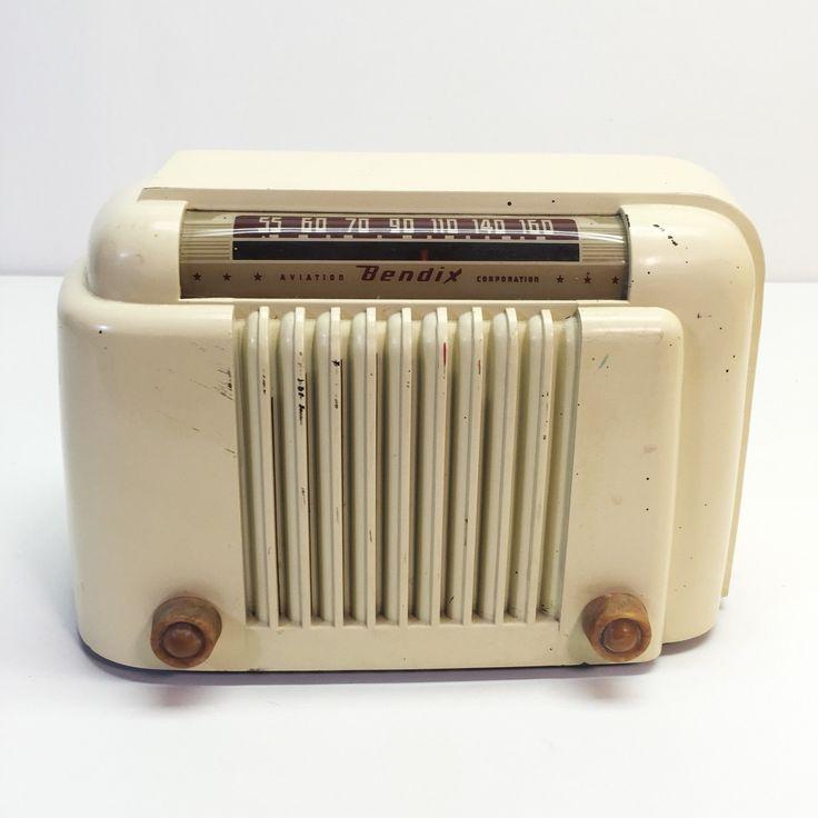 Repair vintage king radio bendix
