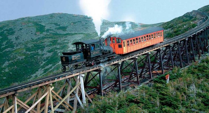 The 7 Best U.S. Train Trips To Take With Your Little Conductor