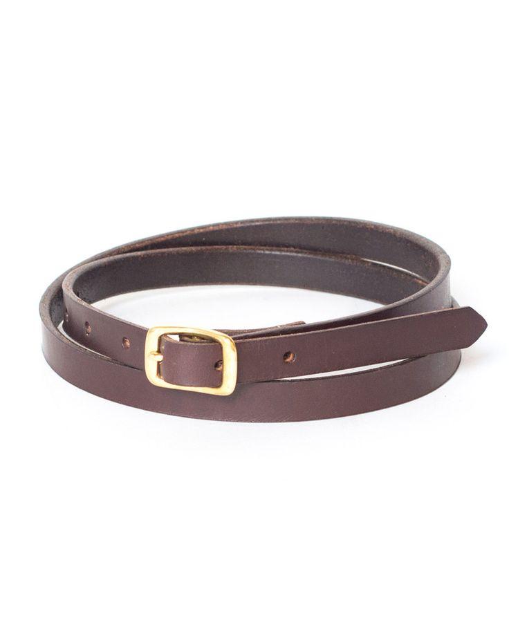 Matchstick Belt
